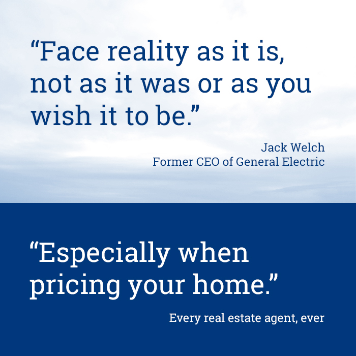 It's Time We Had A Realistic Discussion About Your Home's Value